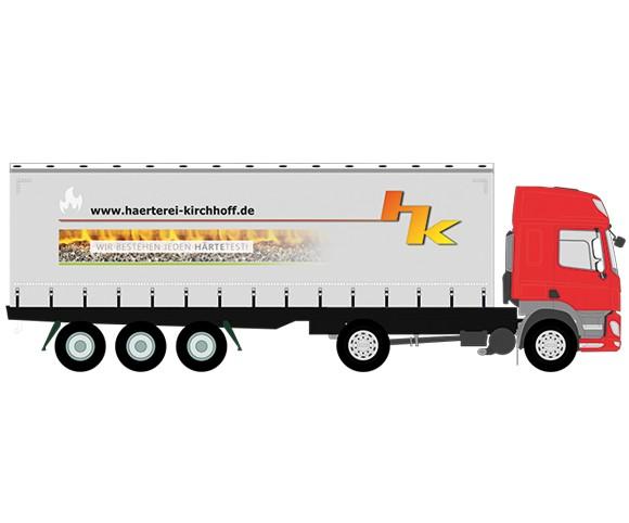 Printmedien Fahrzeug-Beschriftung