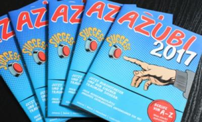 Azubi-Broschüre für Schulen der Region
