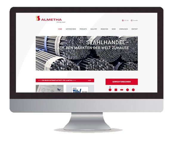 Webdesign Relaunch