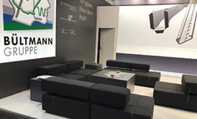 Messebau und Standdesign Loungebereich