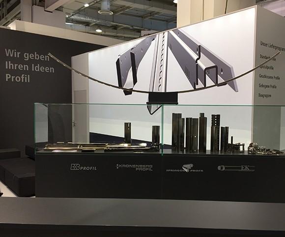 Messebau Standdesign Exponate