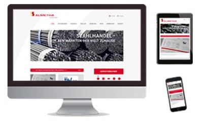 Webdesign responsive